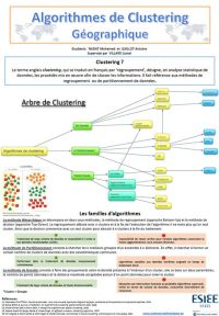 clustering et geographie